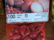 Onion Sets - Red
