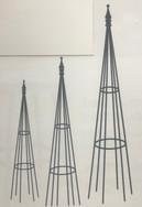 Cone Obelisk - Black