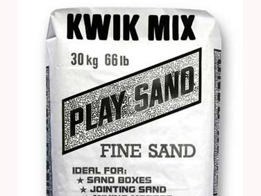 Kwik Mix Dry Pavement Sand