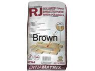 Dyna Matrix Polymeric Sand - Brown