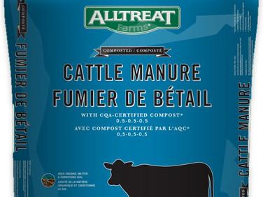 Alltreat Manure - Cattle