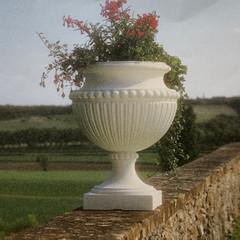 Impero Vase - White