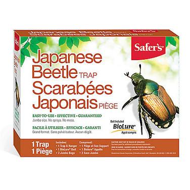 Safer's Japanese Beetle Trap