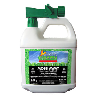 Country Green Moss Away - 2.5kg
