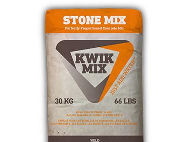 Kwik Mix Stone Ready Mix