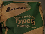 Lafarge Masonry Cement - Type S