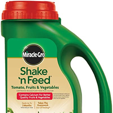 Miracle-Gro Shake 'N Feed - Fruits & Vegetables