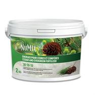NuMIX - Cedar and Evergreen
