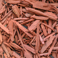 Woodchips - Red