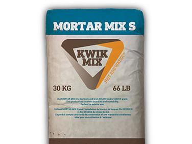 Kwik Mix Mortar Mix - Type S