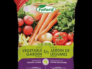 Fafard Organic 3 in 1