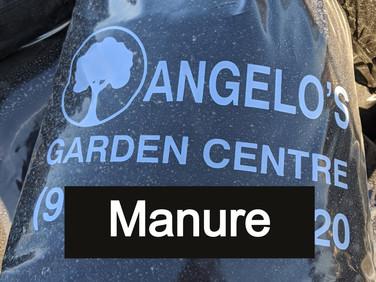 Manure - Cow/Horse