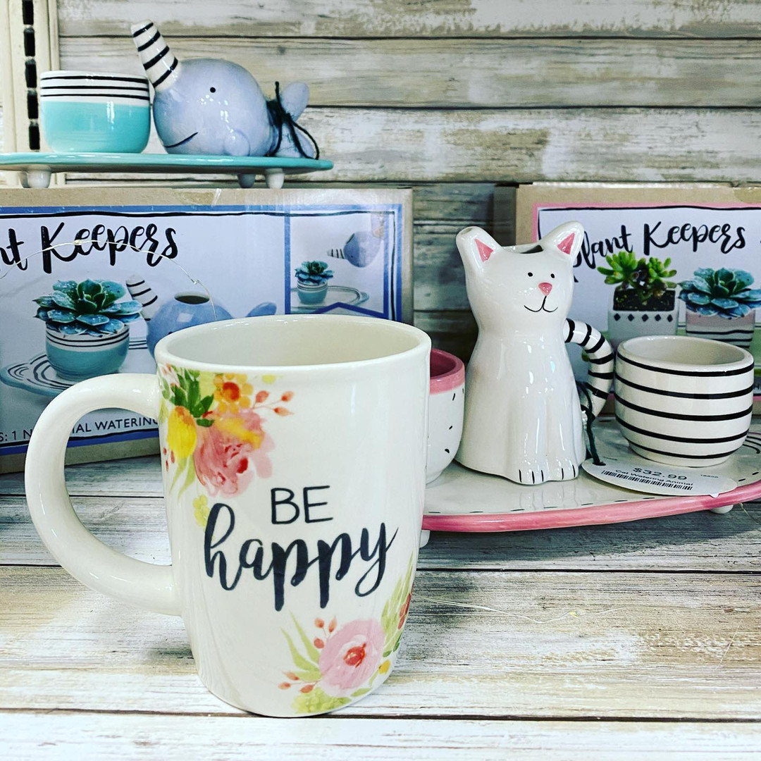Gifts, Decor & More