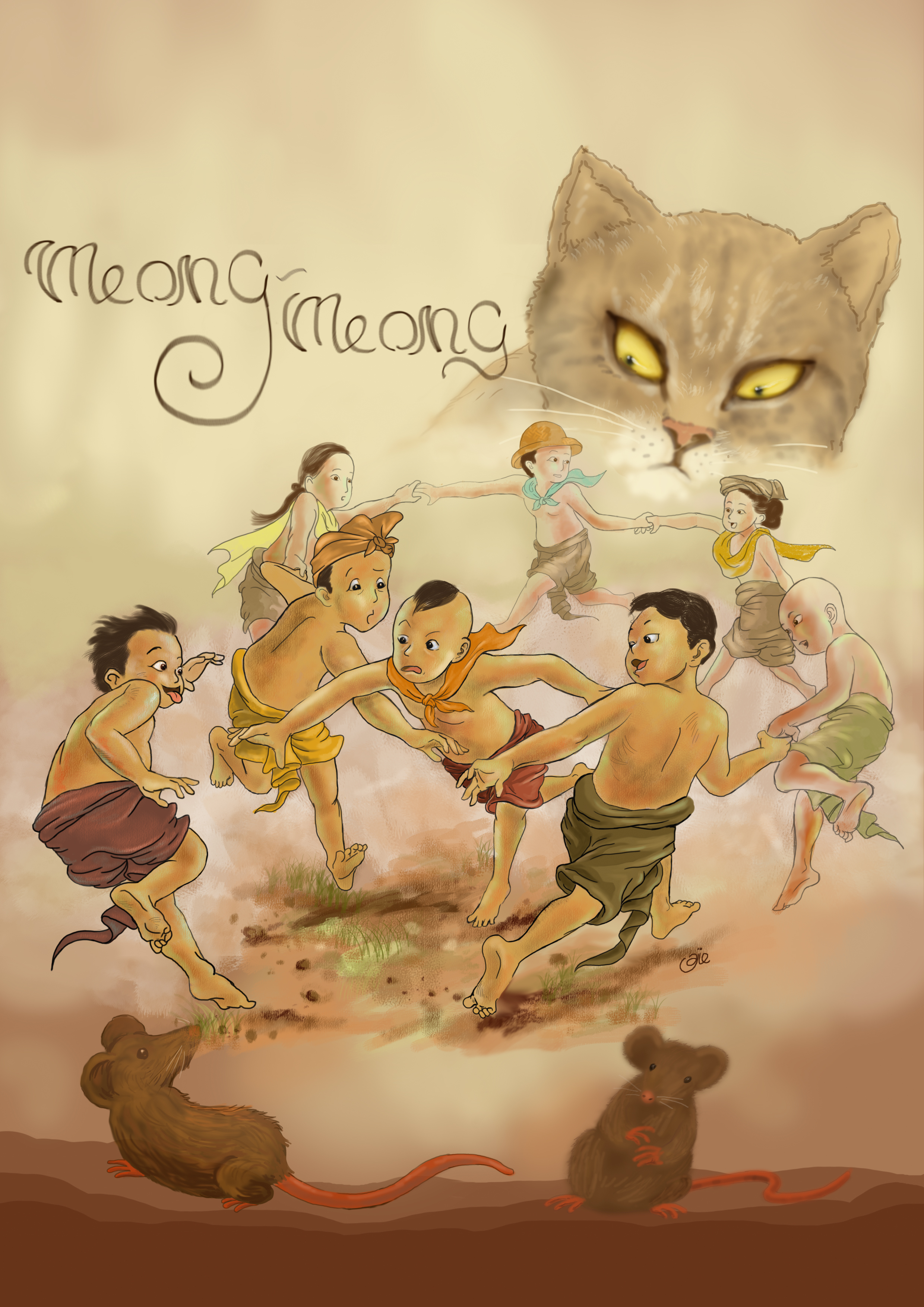 Meong-Meong Cover