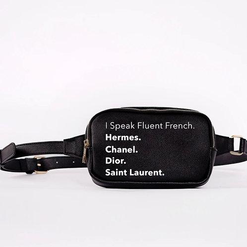 Franny Fanny- Fluent French (Black)