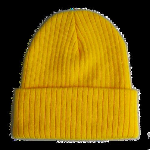 Beanie-Yellow