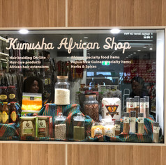 New Retail Window Display