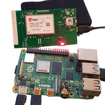 Raspberry Pi & SynTRAC-PLx