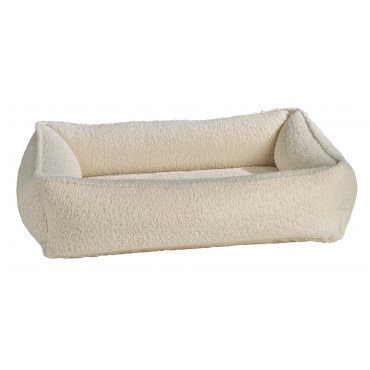 Ivory Sheepskin Urban Lounger