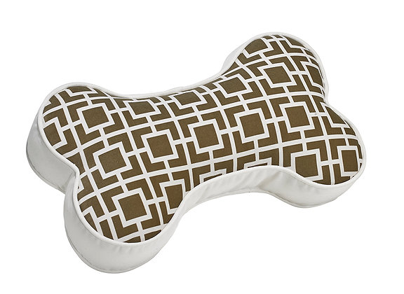 Courtyard Taupe Pillow