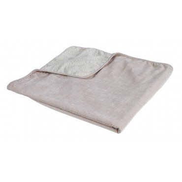 Blush Plush Throw