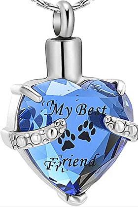 Best Friend Memorial Necklace
