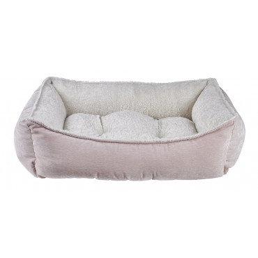 Blush Scoop Bed