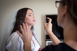 bruids make up