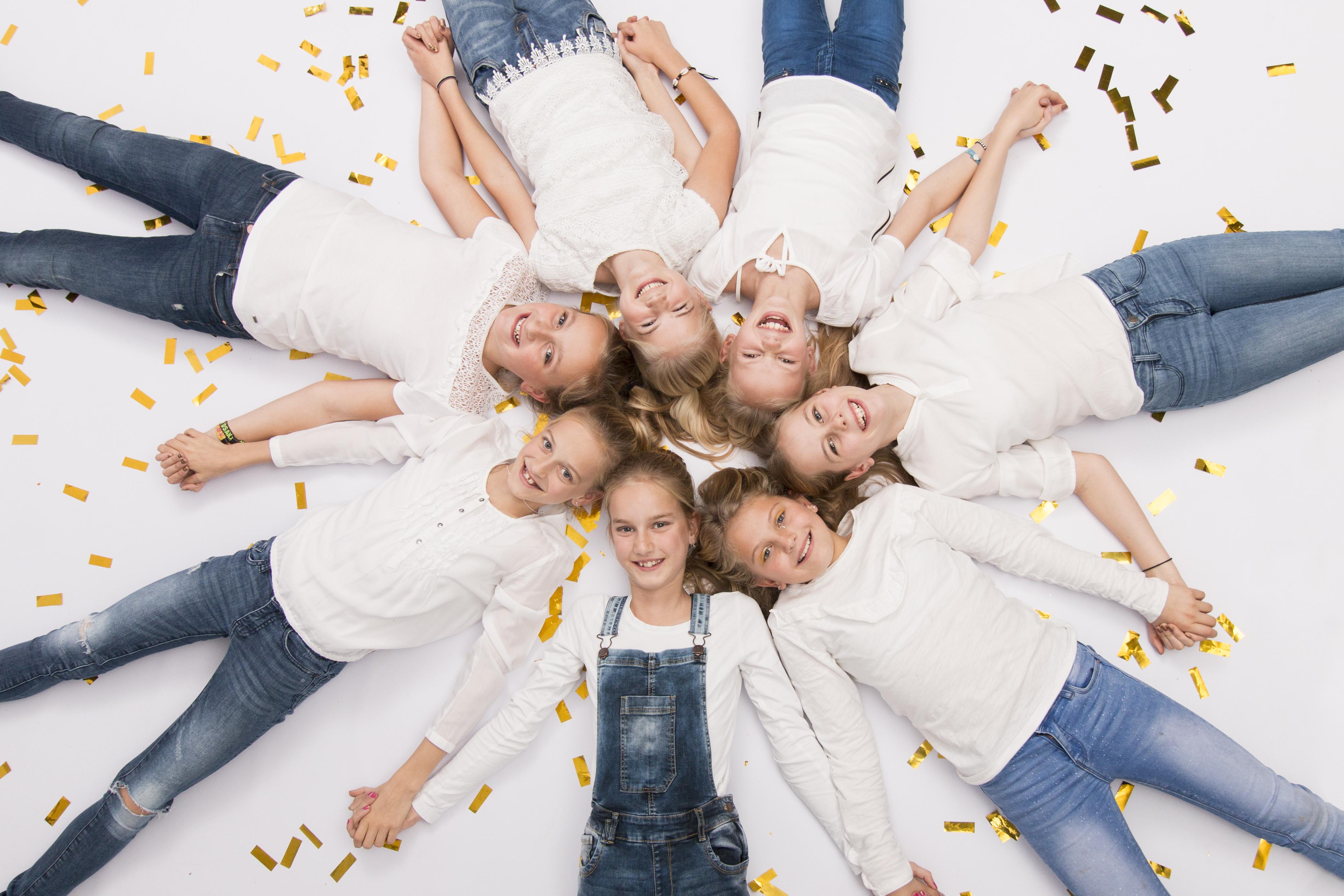 Kinderfeestje/Modellen feestje