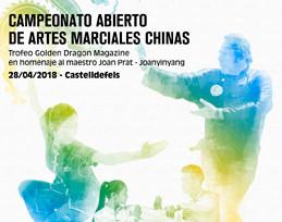Campeonato Abierto Artes Marciales Chinas