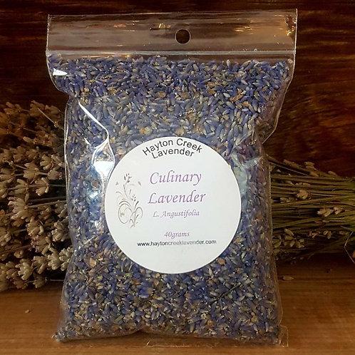 Culinary Grade Lavender 35 grams