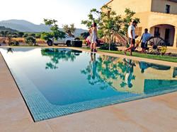 Empresa construcción piscinas modernas Mallorca