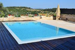 Construcción de piscinas obra nueva Son Servera