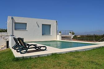 Empresa construcción casa moderna Mallorca