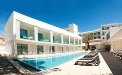 Construcción piscinas en hoteles Mallorca