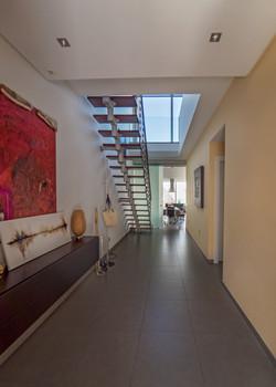 Casa moderna entrada ALTA