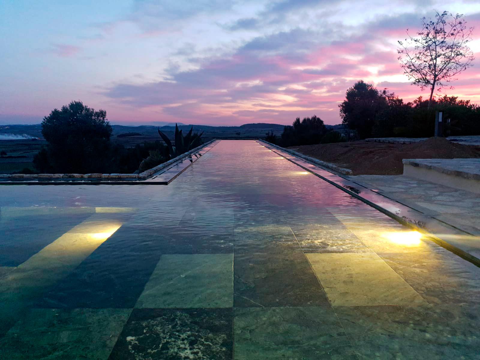 Construcción piscina Mallorca