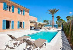 Construcción piscinas obra nueva Mallorca