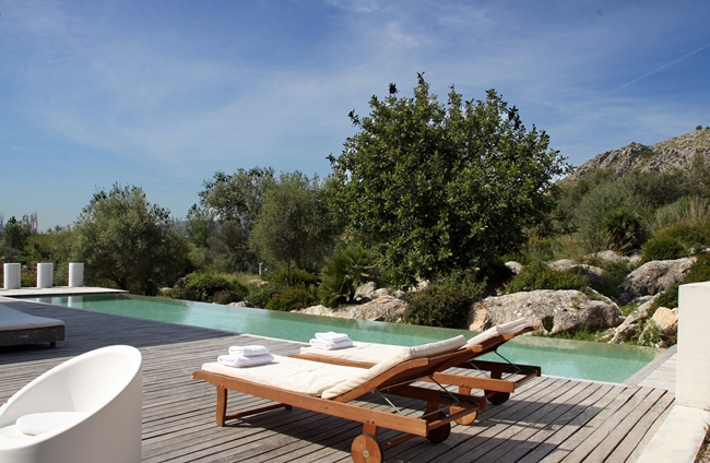 Construcción de piscinas obra nueva Alcudia