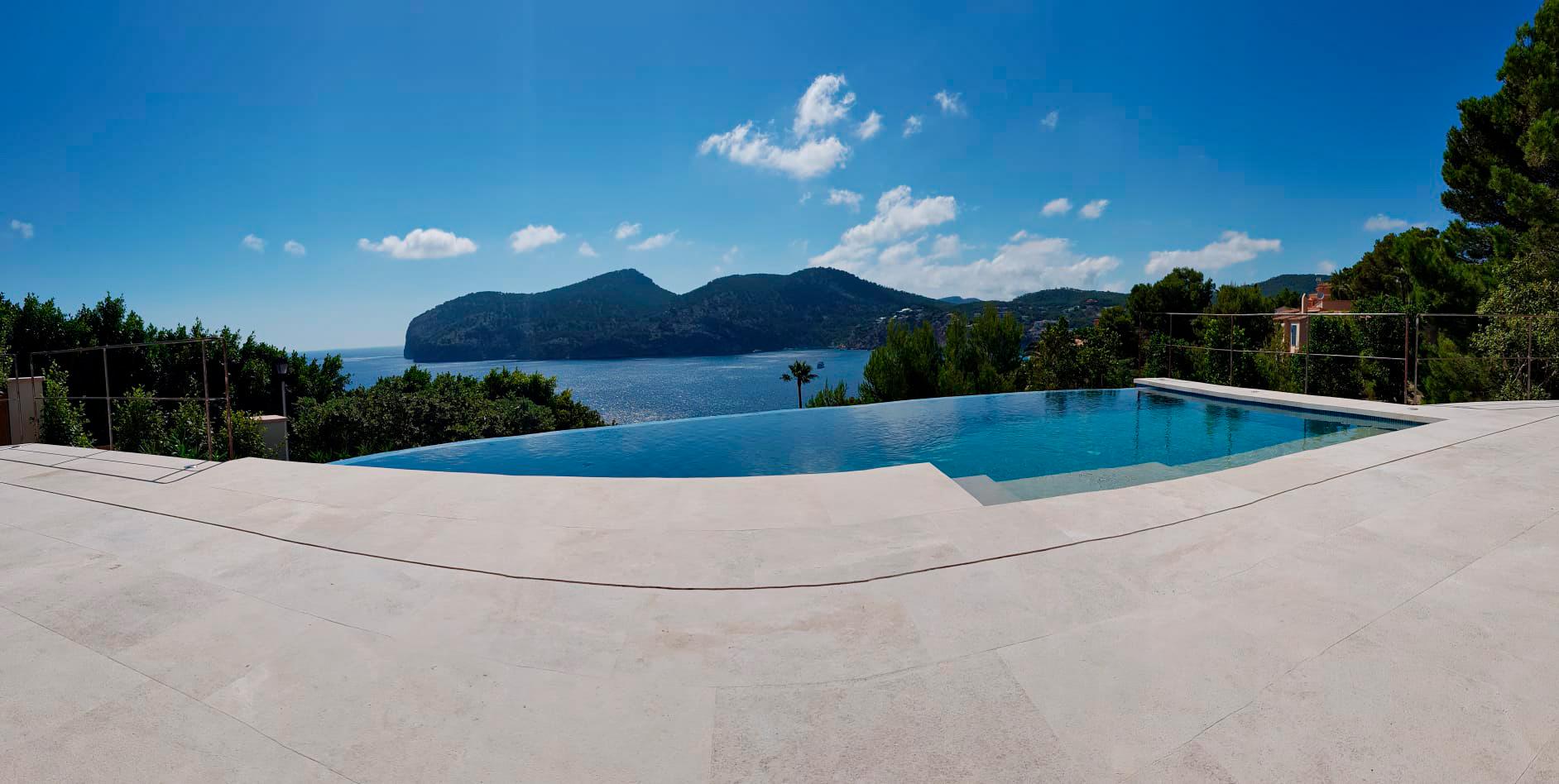 Empresa construcción piscinas Mallorca