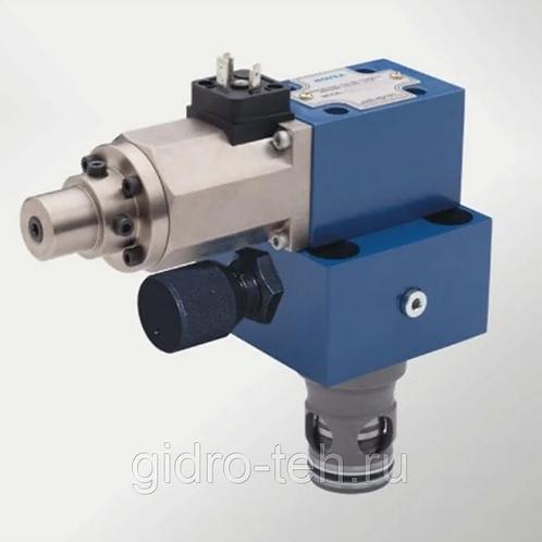 Клапаны гидроуправляемый встраеваемый типа МКГВ