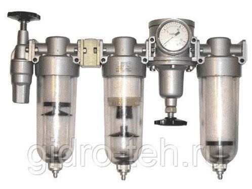 Устройство субмикронной очистки и подготовки воздуха П-ППВМ