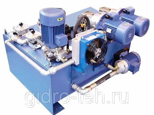 Производство гидростанций, маслостанции, минигидростанции