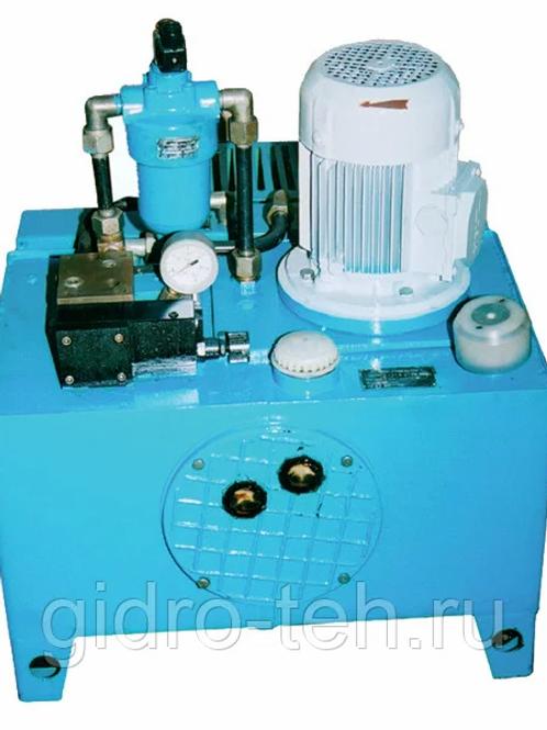 Гидростанции, гидрокомпоненты, маслостанции производство, ремонт