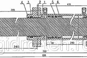 Ремонт цилиндра опоры