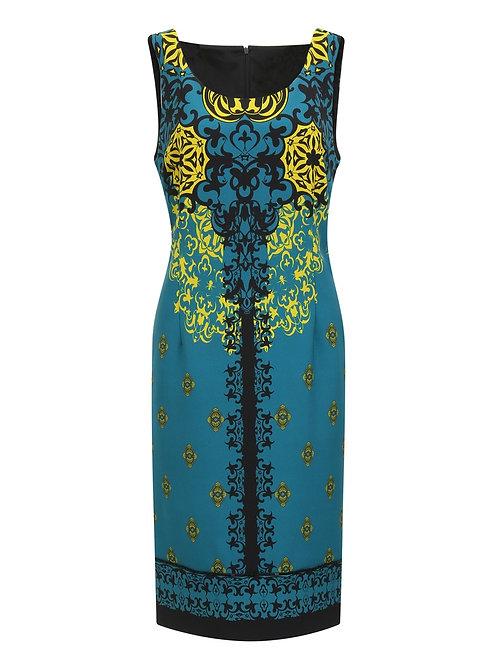 женское платье марина ринальди