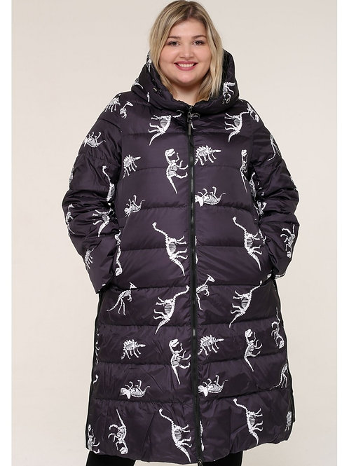 Пальто зимнее на тинсулейте