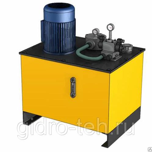 Гидростанция, гидропривод, маслостанця, гидравлическая станция