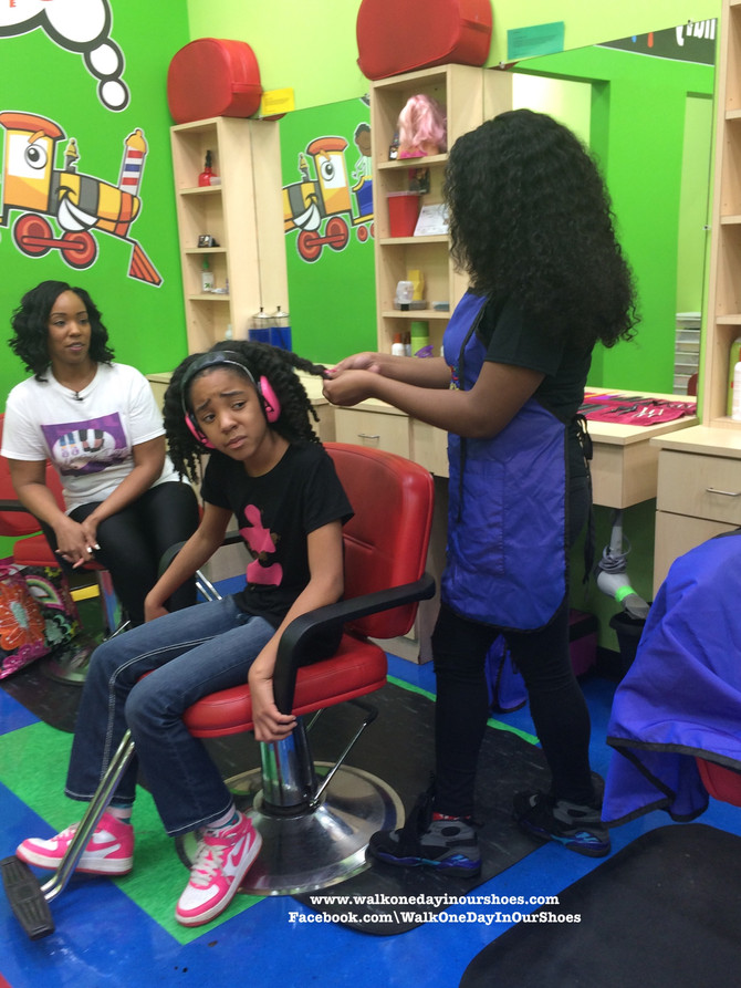 WUSA Channel 9 News: Autism in the Barber Shop / Beauty Salon