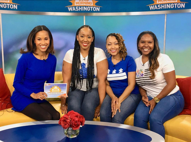 Good Morning Washington: #GoodMorningMommas Panel on #WorldAutismAwarenessDay!